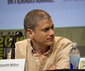lot, the cw, and wentworth miller image