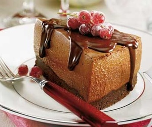 cake, delicious, and lemons image