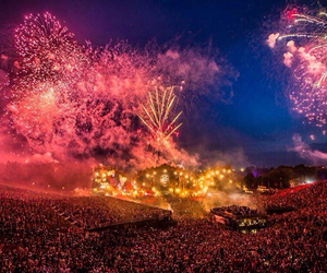Tomorrowland, Dream, and music image