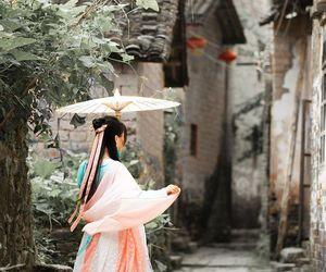 chinese and hanfu image