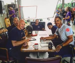 chicago fire, family, and firehouse 51 image