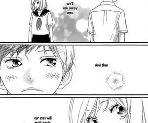 romance, pure love, and ao haru ride image