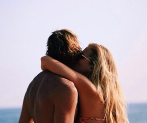 beach, photography, and relationship goals image