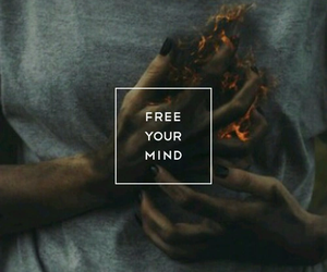 free, grunge, and mind image