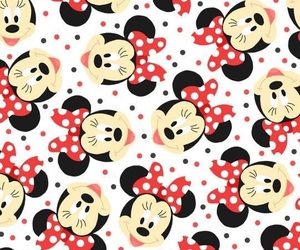 minnie, wallpaper, and disney image