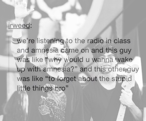 black and white, 5 seconds of summer, and 5sos textpost image