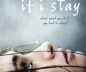 book, gayle forman, and if i stay image