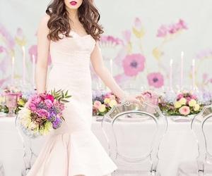 beautiful and bridal image
