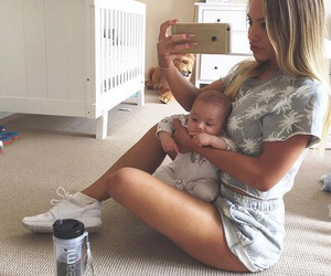 babe, baby, and goals image