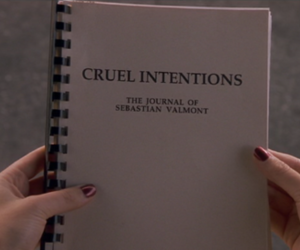 cruel intentions, movie, and book image