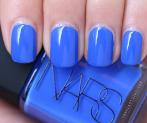blue, california, and nail image