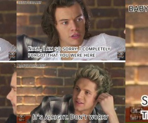 funny, lol, and niall horan image