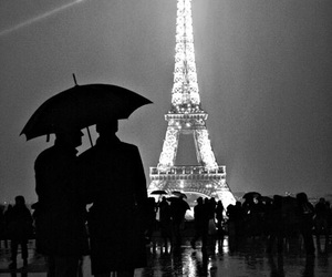 paris, beautiful, and black image