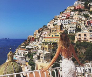 girl, travel, and beautiful image