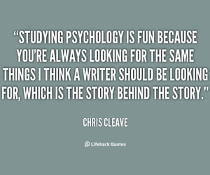 psychology and quote image