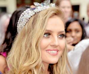 perrie edwards, little mix, and crown image