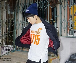 nike, got7, and jackson wang image
