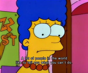 quote, the simpsons, and simpsons image