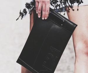 bag, fashion, and catwalk image