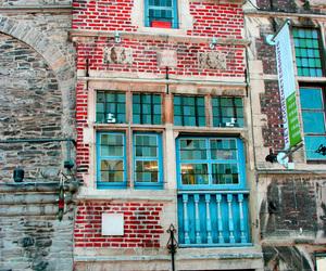 architecture, belgium, and Gent image