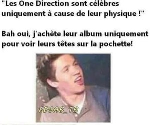 french and one direction image