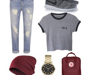 fashion, grey, and hipster image