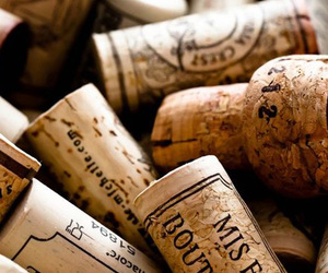 cork and wine image