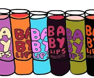 baby lips, transparent, and lips image