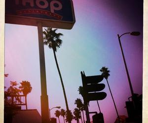 palm tree and ihop image
