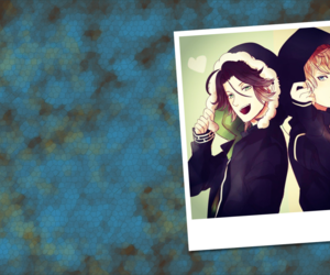 smile, wallaper, and diabolik lovers image