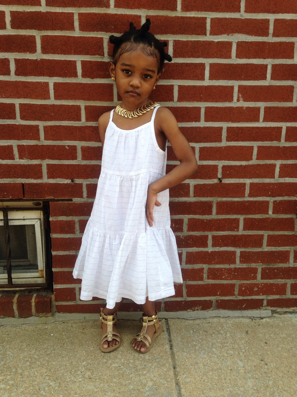 beautiful, pretty, and african american girl image