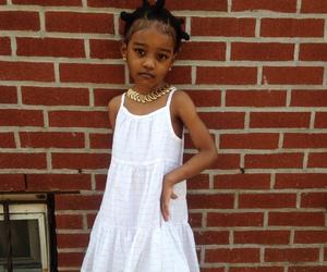 beautiful, black girl, and pretty image