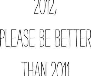 2012, 2011, and text image