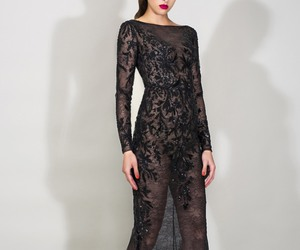 fashion, gown, and lbd image