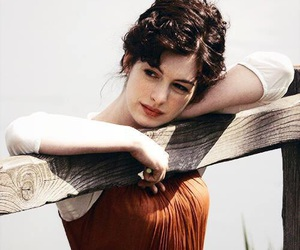 Anne Hathaway and becoming jane image
