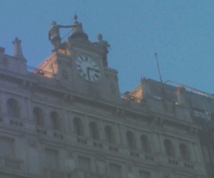 argentina, city, and clock image