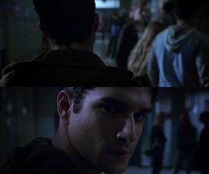 werewolf, tyler posey, and teen wolf image
