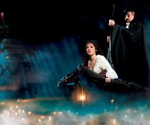 The Phantom of the Opera, christine, and the phantom image