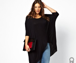asos, curves, and fashion image