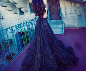 dress and hair image