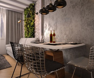 dining, room, and design image