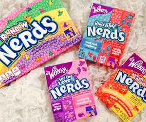 american, candy, and food image