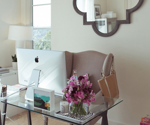 flowers, interior, and home image
