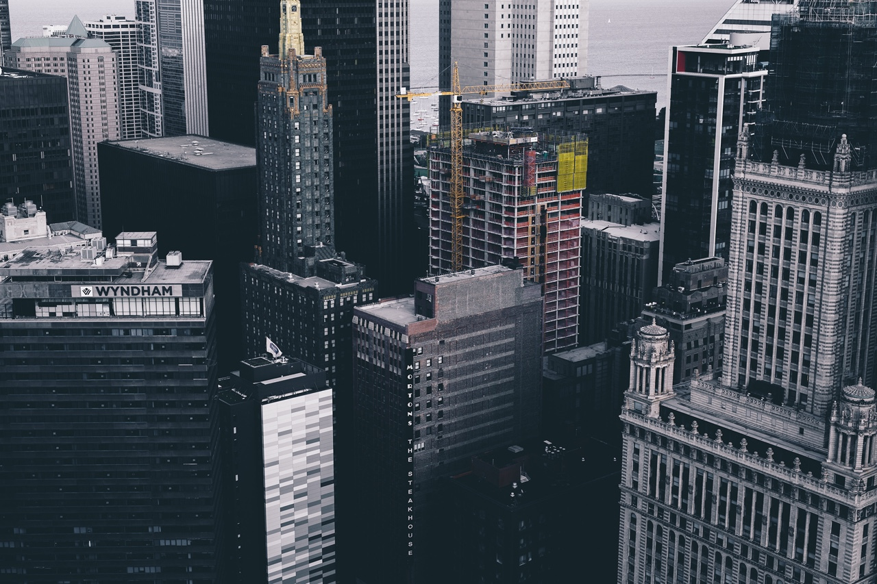 chicago, silened, and city image