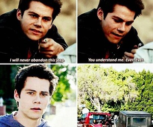 stile, teen wolf, and dylan o brien image