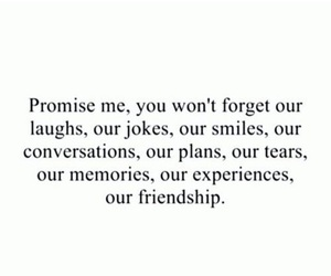 smile, memories, and promise image