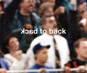 Drake and back to back image