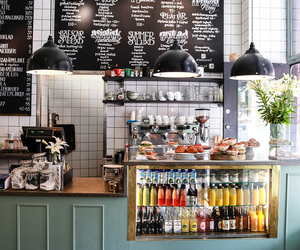 cafe, food, and travel image