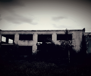 abandoned, architecture, and artistic image