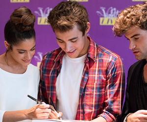 jorge blanco, violetta live, and diego dominguez image